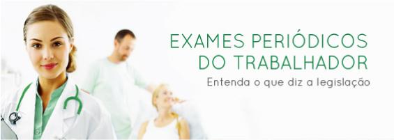 Exame medico periodico